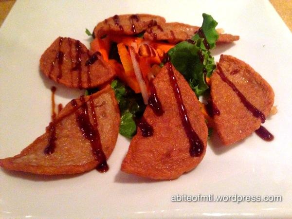 """La Bêtise - Fried homemade """"cochonnaille"""""""