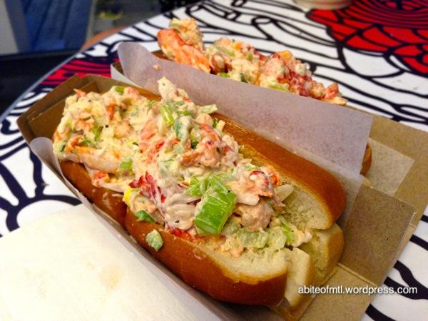 Muvbox - Lobster Roll
