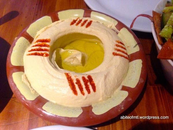 Garage Beirut - Hummus