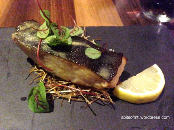 Kyo Bar Japonais - Gindara Saikyo Yaki Miso Cod Grilled black cod marinated in white miso