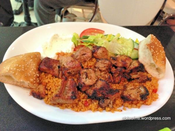 Antep Kabab - Platter