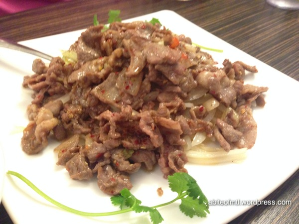 Kanbai - Cumin Lamb