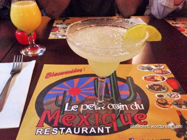 Le petit coin du Mexique - Margarita
