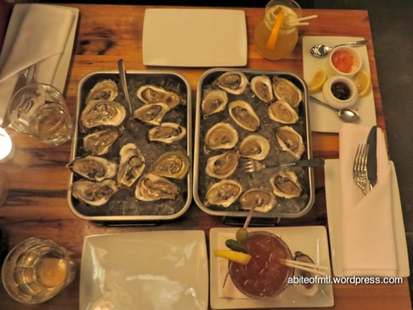 Labarake - Oysters