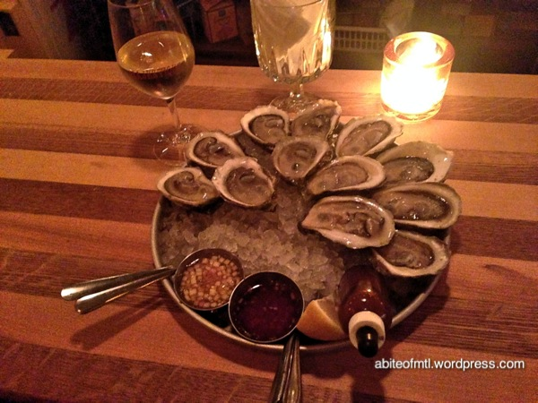 Majestique - Oysters