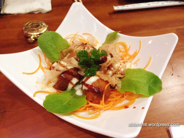 Kuu Bistro - Tacoyaki Squid balls
