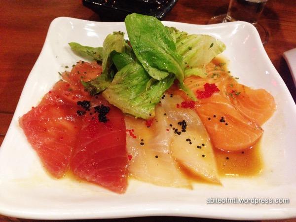Kuu Bistro - Assorted Sashimi