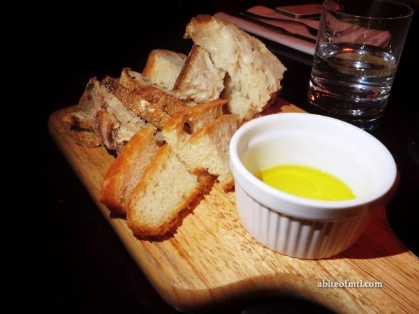 Venti Osteria - Bread